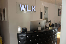 Totalrenovering White Lotus Kliniken